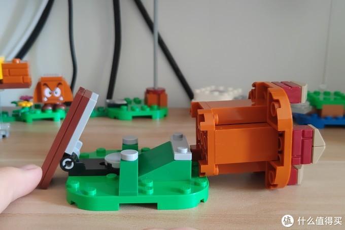 Lego Super Mario Time!——LEGO 乐高超级马力欧系列71360初始套装
