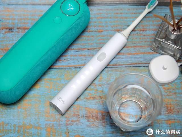 清新爽口每一天从南卡电动牙刷开始