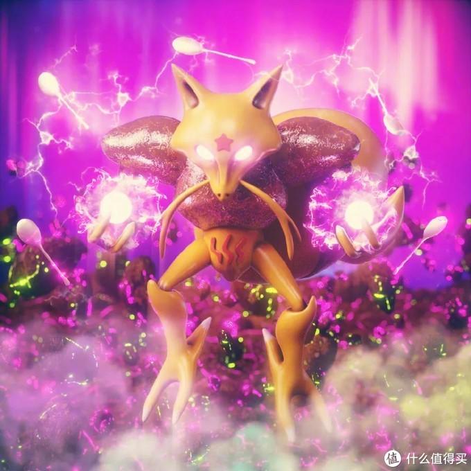 原来《精灵宝可梦》3D化,也可以这么梦幻!