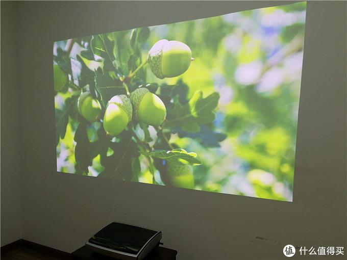 客厅观影的更高追求,激光电视才是居家首选