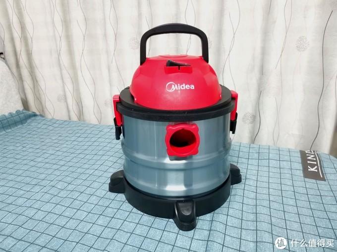 美的吸尘器T3上手评测:不吹不黑,颜值与功能并存