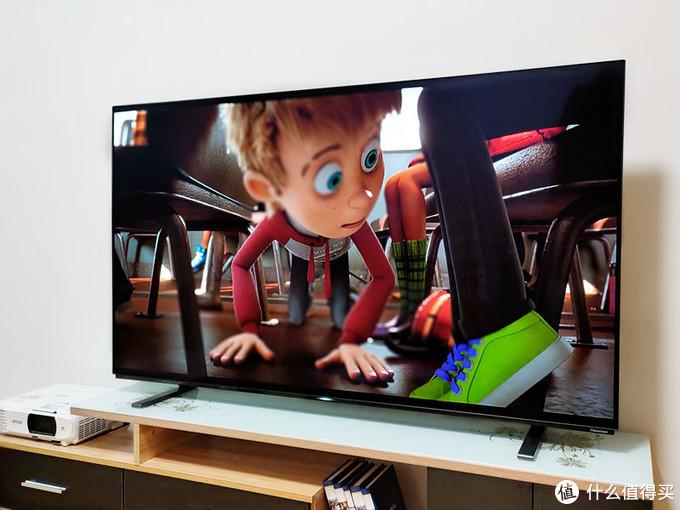 7000元的电视和3000元的电视有什么差别?海信OLED电视55J70评测