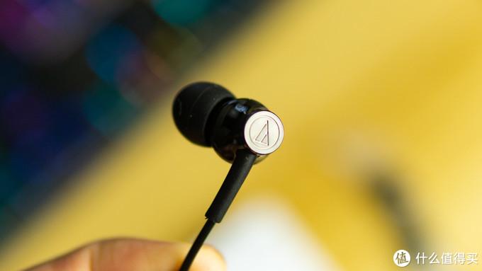 入门款也有好音质:铁三角 ATH-CK350iS 入耳式耳机开箱简评