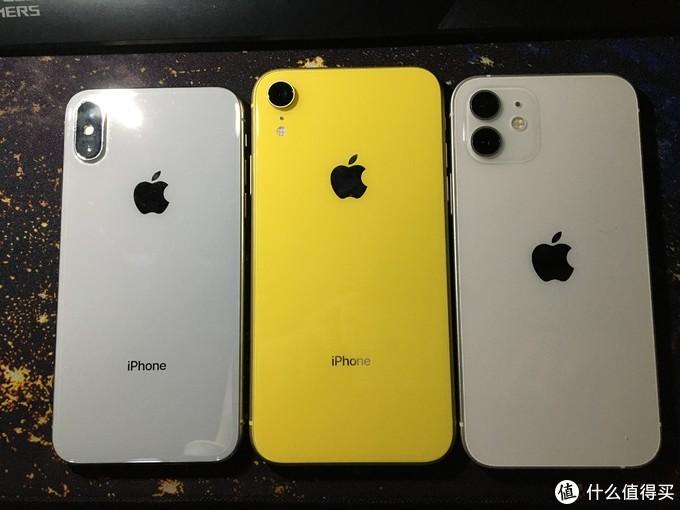 其实三台手机摸起来,还是X的手感最好了
