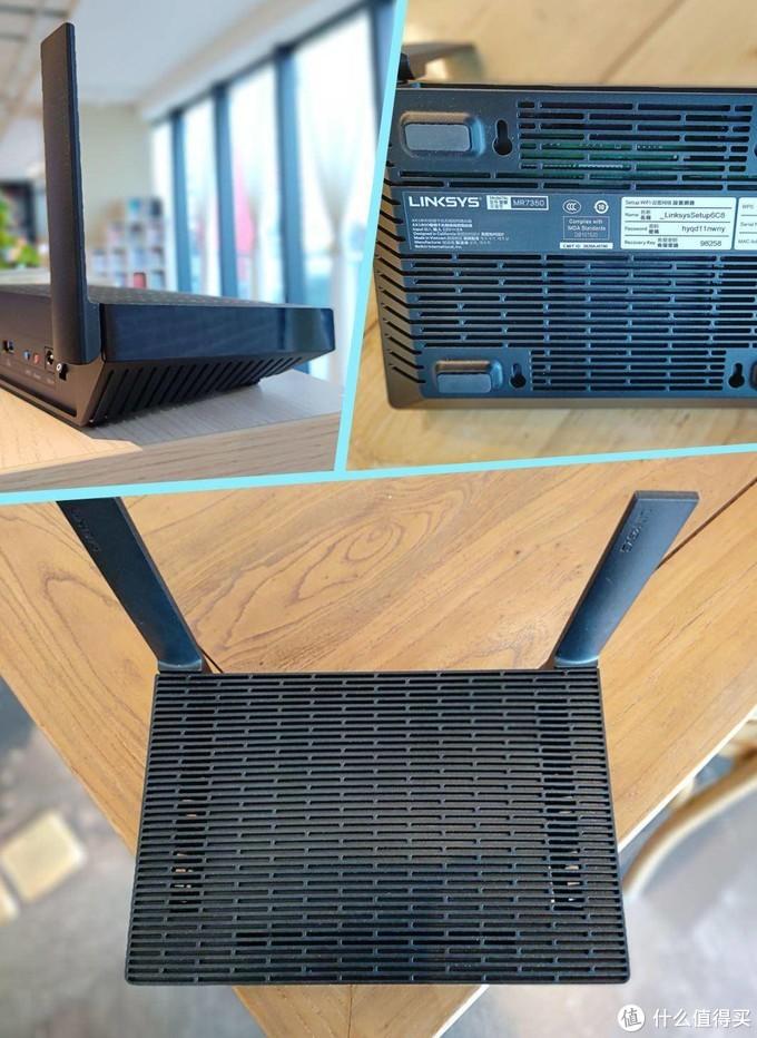 全屋无线无缝连接无死角,领势MR7350分布式路由器