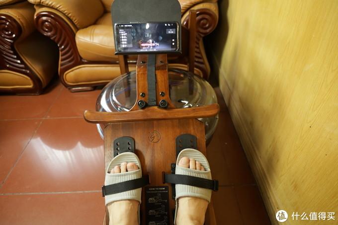 临近中年自我拯救 被老罗刘涛种草野小兽R30智能划船机后的运动之路