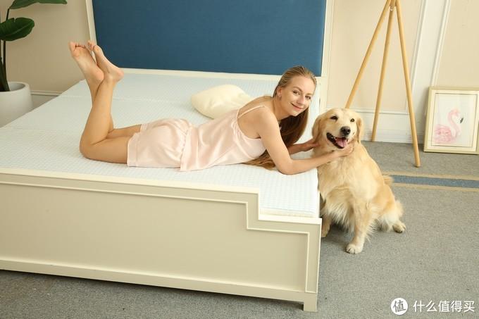 即使租房也要选择优质生活,试试这款布蕊丝汀空气纤维床垫吧!