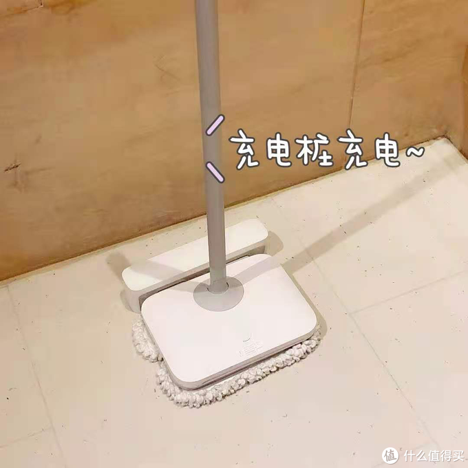 送给老人超实用的小家电:擦地机