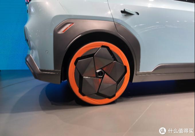造型个性还带5G 纯电SUV埃安Y全球首发