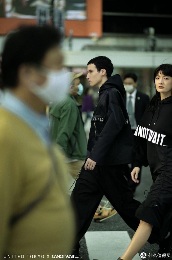 陈伟霆主理品牌CANOTWAIT_™ X UNITED TOKYO联名系列跨国上线
