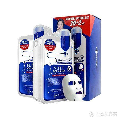 美白补水面膜排行榜10强 补水美白效果好的面膜推荐