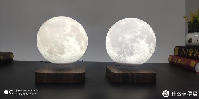 是你想象中的月球灯吗?新旧磁悬浮月球灯大pk!