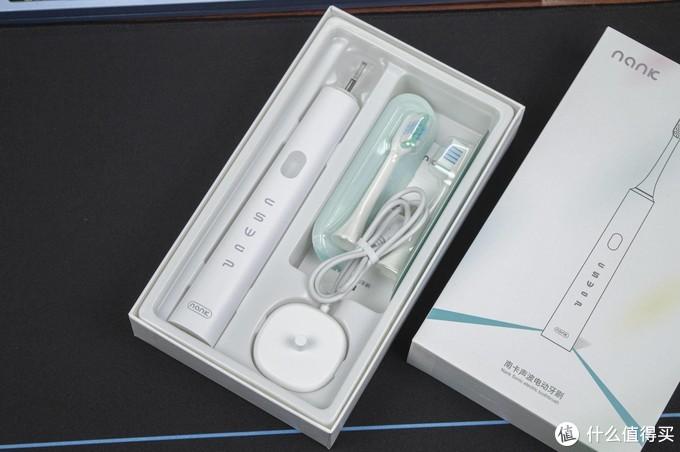 关爱牙齿健康:新入手的南卡Shiny电动牙刷开箱体验