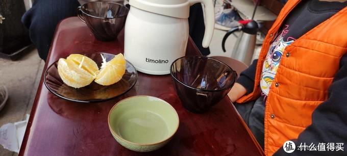 天干气燥,全家人一起来喝茶吧--timolino保温茶壶/杯套装轻测