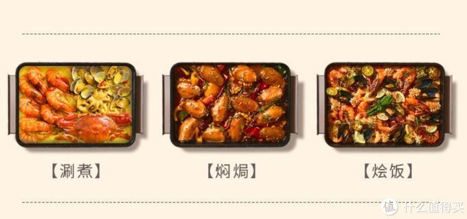 一锅解决所有煎炸烤蒸焖-韩国大宇 S11 多功能料理锅