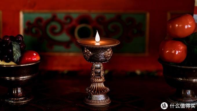 唐蕃古道,千里佛国 (二)峭壁间的圣洁雪莲尕尔寺