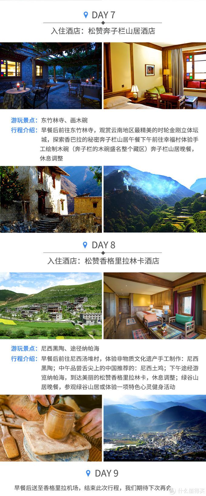 跟着酒店去旅行(松赞滇藏线/云南环线、洲际川滇大环线、茶马道丽世小环线)