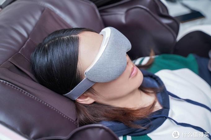 干掉黑眼圈:hipee智能蒸汽眼罩 体验测评!热敷,蒸汽,缓解您的眼部疲劳!