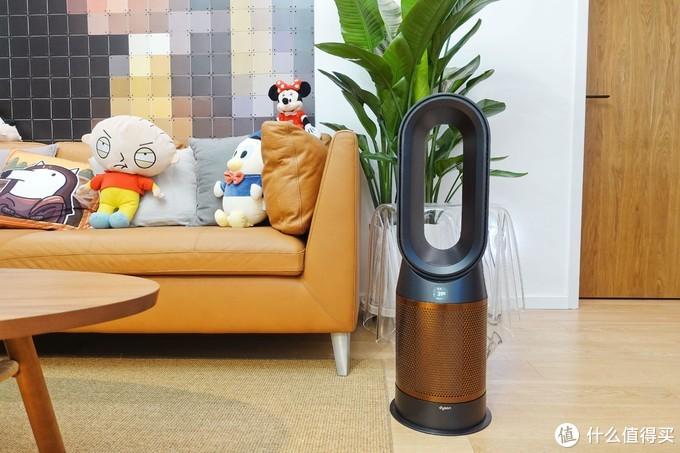 新房装修后,聊聊家里的空气净化设备:科沃斯 沁宝移动净化器人、戴森冷暖净化风扇晒单