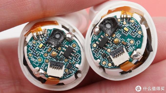 拆解报告:MEIZU魅族 POP2s 真无线蓝牙耳机