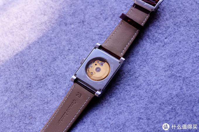 小众手表:Rotary劳特莱方形机械表简单上手