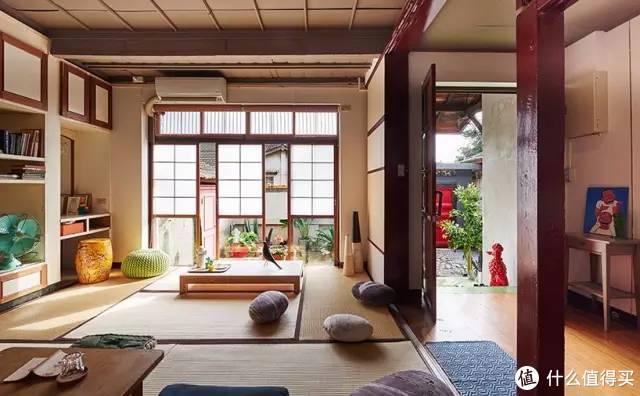 差点荒废的老屋,被他改造成137㎡三合院,小庭院里的诗和远方