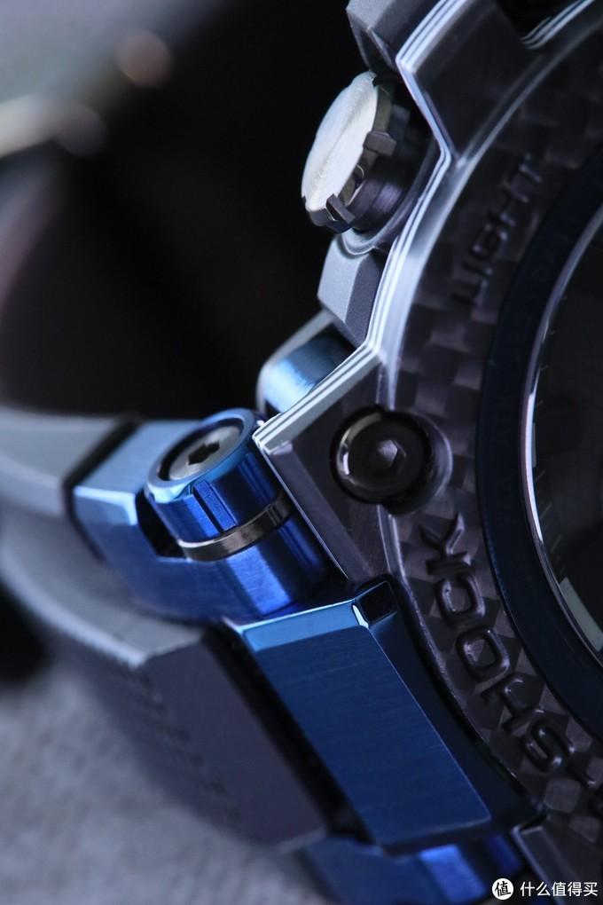 当碳黑武士的利刃遇到树脂剑鞘—记忆卡西欧G-Shock MTGB1000XB