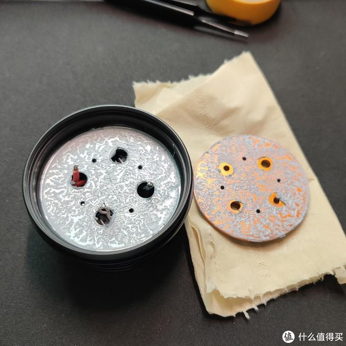 出厂自带的散热硅脂