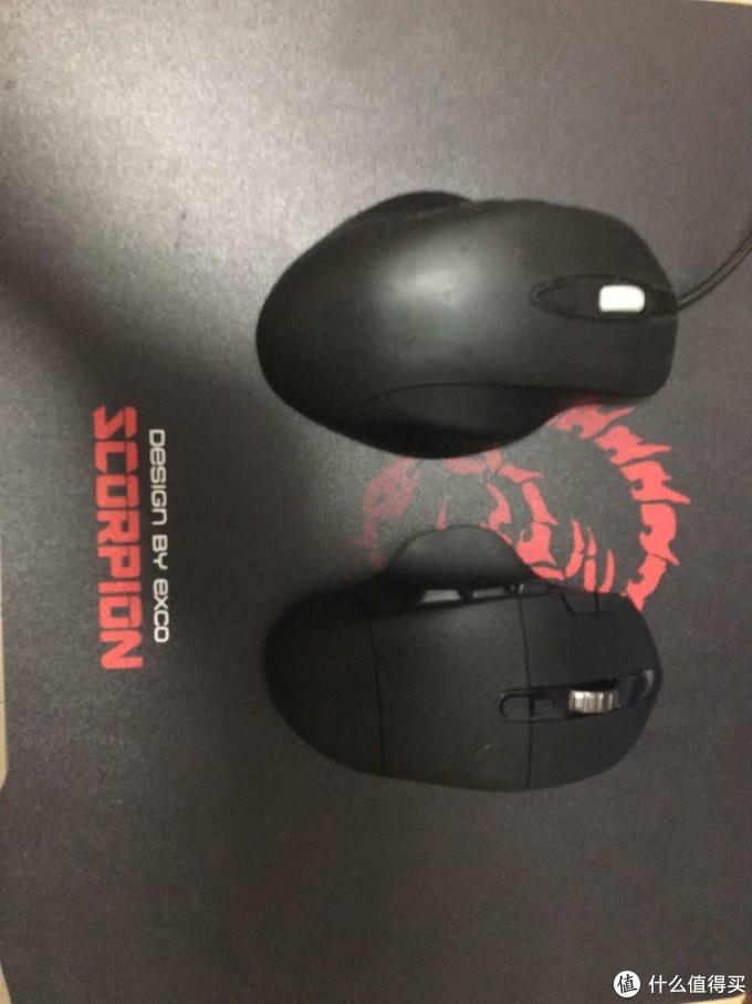 这个是我用过比较大的鼠标