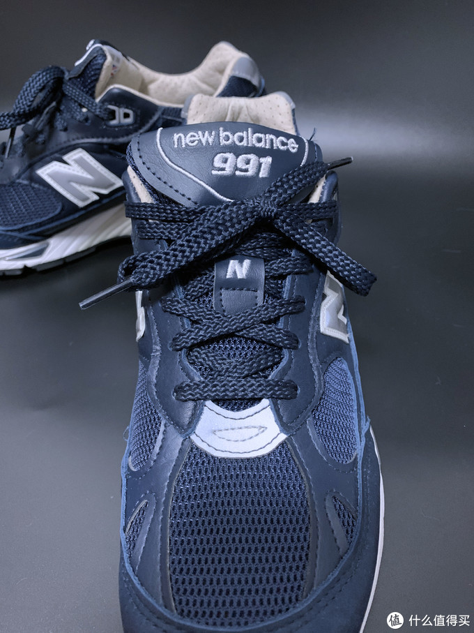 初体验英产New Balance 991 and 991.9