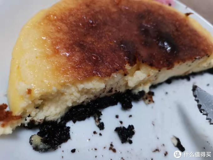 全芝士蛋糕(黑色的是奥利奥底)
