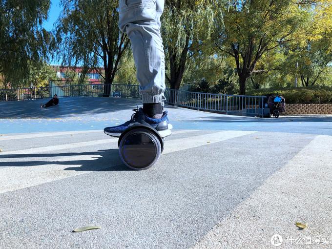 晕车了,360平衡车V1 Pro体验