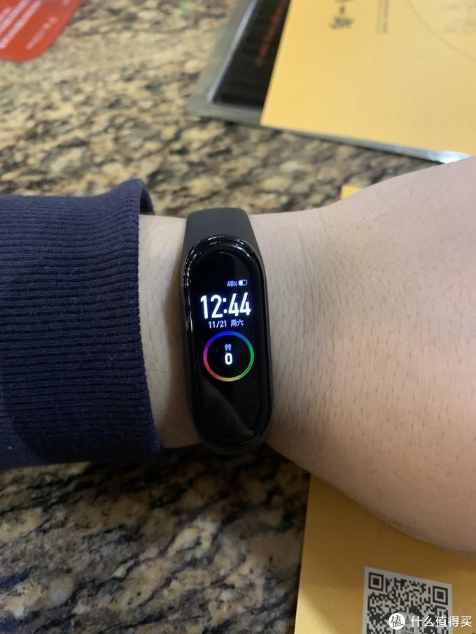 小米手环4 NFC开箱 - 跟Haylou watch2简单比较