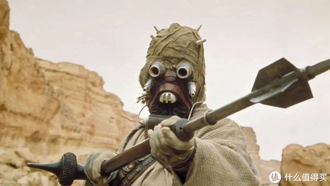 Sand People from Star War