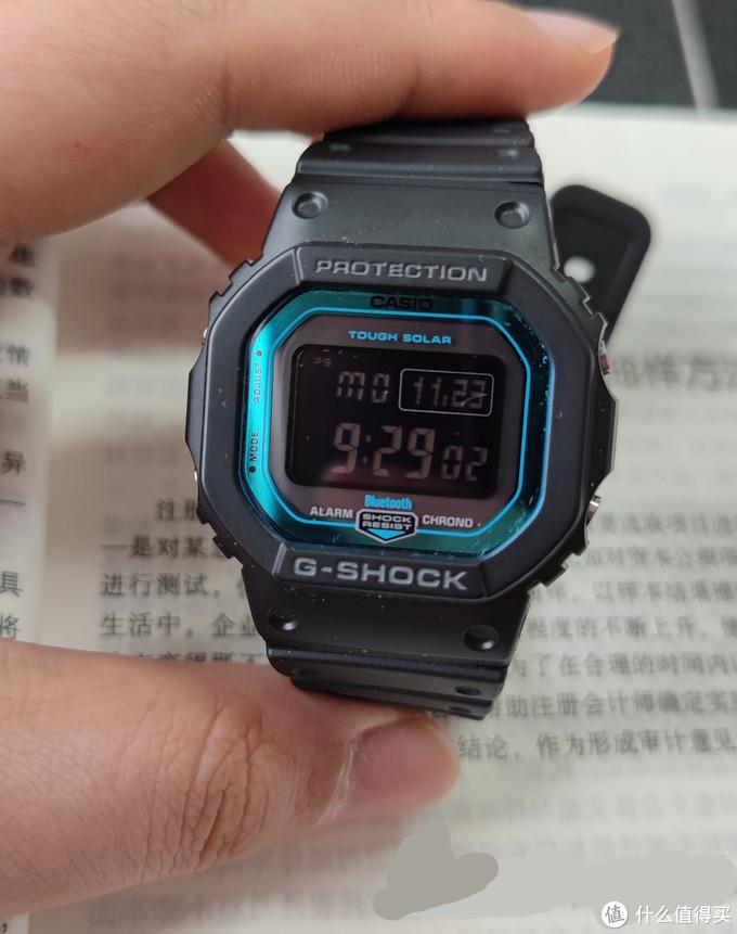 功能齐全的小方块GW B5600-2