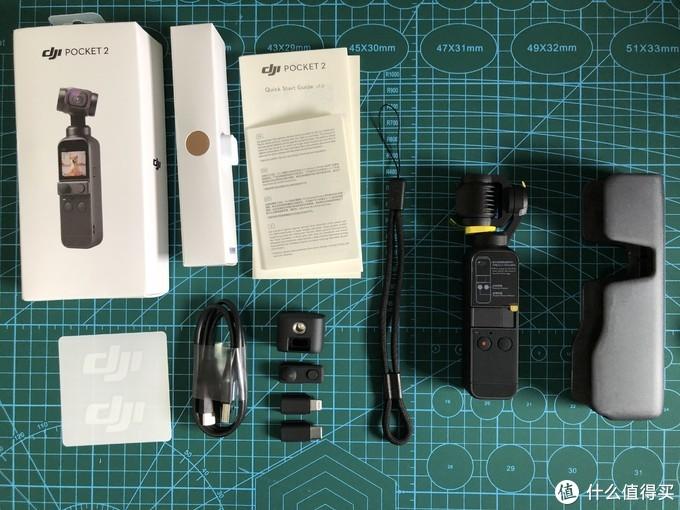 拍摄神器:大疆DJI Pocket 2标准版开箱及试拍