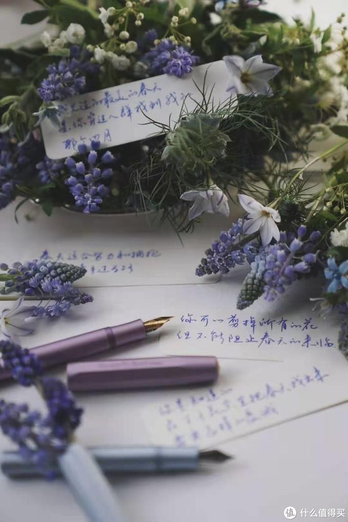 丁香紫的基色+莫兰迪配色,官图很有心机
