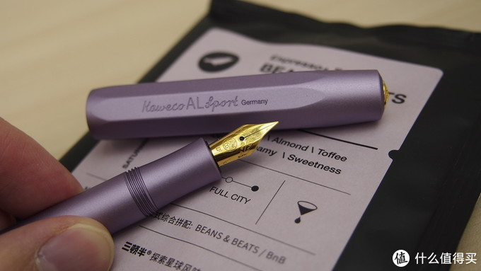 给娃买的生日礼物,然而我后悔了——Kaweco Al Sport 丁香紫限量款