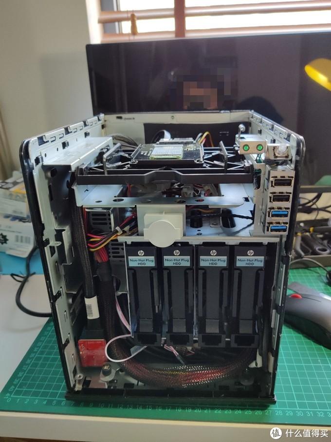 最新改造款HP GEN7 机箱组装,轻轻松松不再九级困难!