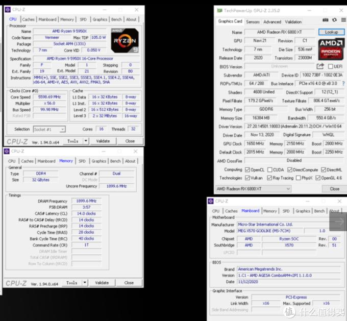 AMD RX 6800 XT再创新高,超频2.8GHz刷新3DMark FS新世界纪录
