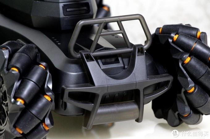 全向轮轻松操控,动作智能编程:百思童智能遥控机甲评测