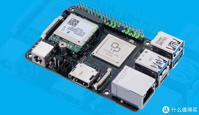 性能提升1.5倍:华硕发布新款Tinker Board 2/2S开发板