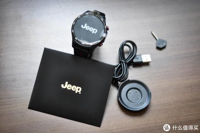 黑暗骑士崛起的不仅仅是老爷,Jeep黑骑士智能手表开箱