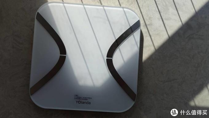 华为生态链产品,Yolanda 智能充电体脂秤开箱!