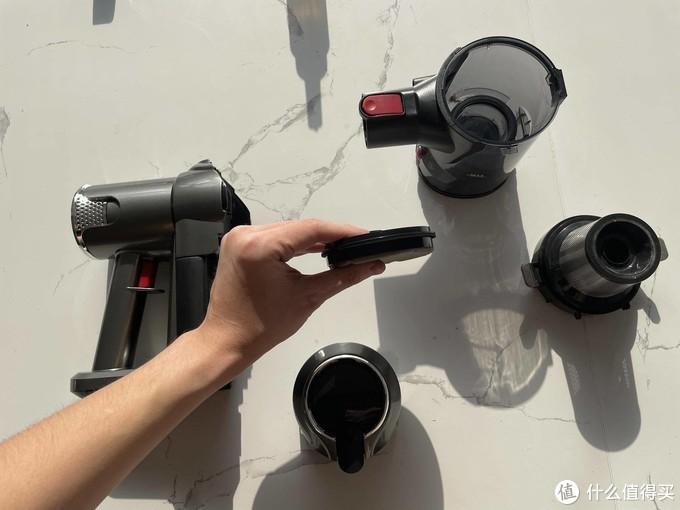 新家的吸拖清洁工具:洒拖F6吸拖一体机