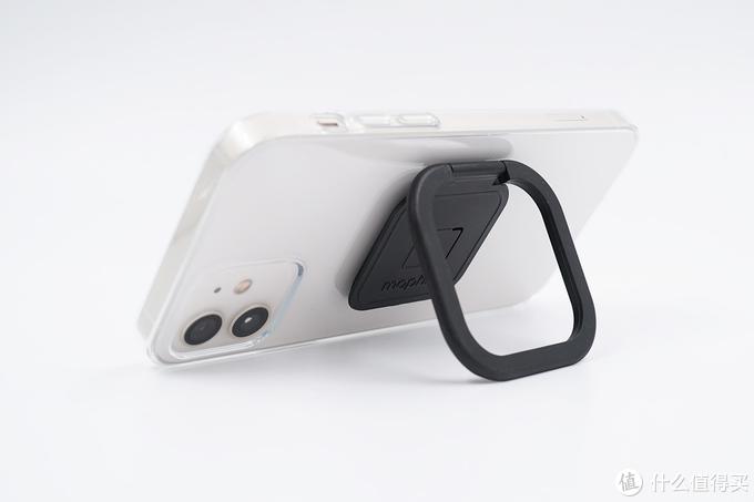 iPhone 12最佳续航拍档,mophie卡扣双向无线充电宝上手体验