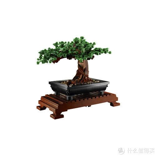 乐高推出植物收藏系列鲜花束盆景树套装
