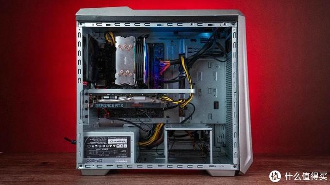 i5+2060入门光追,七彩虹M380 DIY整机上手简单测试