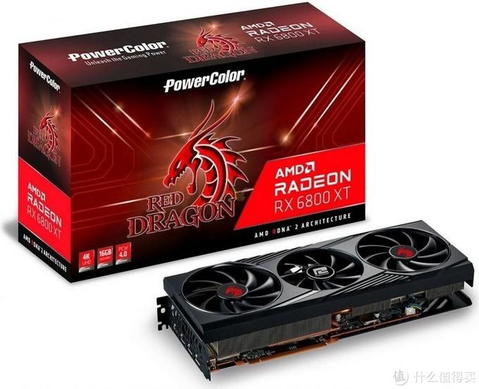 """撼讯RX 6800 Red Dragon""""红龙""""非公版曝光,11月25日发布"""