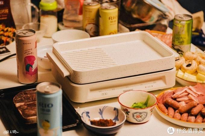 颜值出众,实力超群,厨房小家电中少不了它——大宇功能锅料理锅使用体验